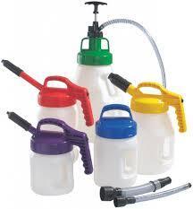 Oilsafe / Påfyllingsutstyr